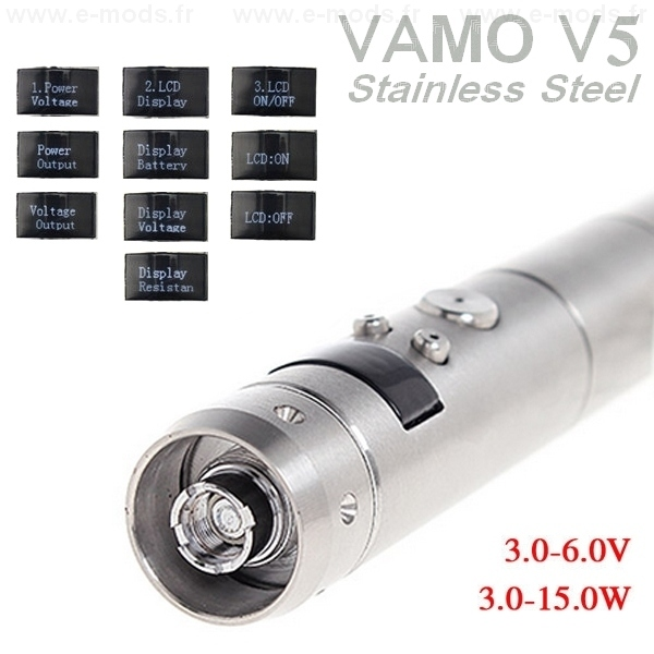 VAMO V5 Stainless